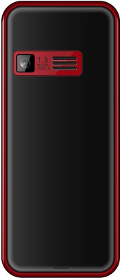 Karbonn Jumbo K9 (Black and Red)