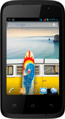 Micromax Bolt A37B (Black, 512 MB)