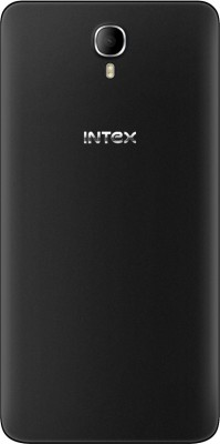 Intex Aqua Star II (Black, 8 GB)