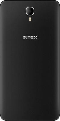 Intex Aqua Star II (Black, 8 GB)