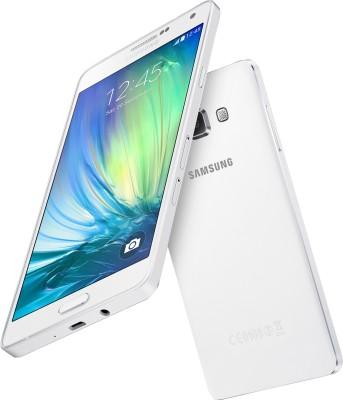 Samsung Galaxy A7 (Pearl White, 16 GB)