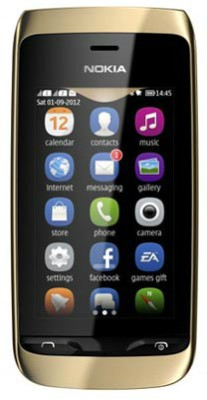 Buy Nokia Asha 308: Mobile