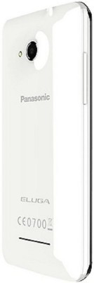 Panasonic Eluga A (White, 4 GB)