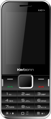 Karbonn Sound Wave K451Plus (Black)