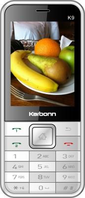 Karbonn Jumbo K9 (Black & Silver)