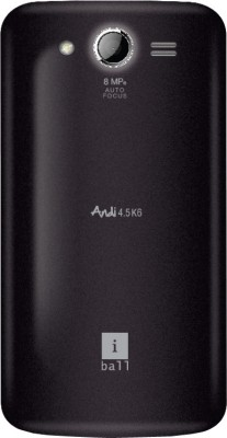 iBall Andi 4.5 K6 4GB Black