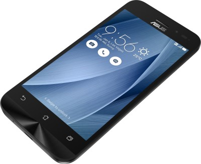 Asus Zenfone Go (2nd Gen) (Silver, With 8 MP Camera, With 8 GB)