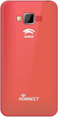 Swipe Konnect 4E (Red, 512 MB)
