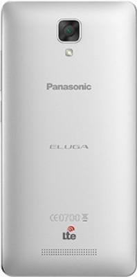 Panasonic Eluga I2 4g (Silver, 8 GB)