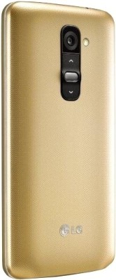 LG G2 D802 (Black Gold, 16 GB)