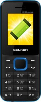 Celkon C180 Jumbo (Black & Blue)