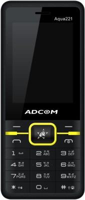 Adcom Aqua 221 (Black and Yellow)