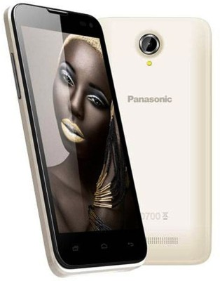 Panasonic T41 with 8 GB ROM (White, 8 GB)