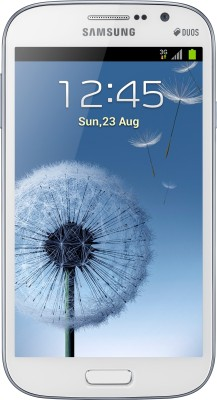 Samsung Galaxy Grand Duos I9082 Elegant White available at Flipkart for Rs.17545