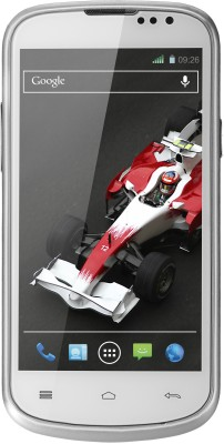 XOLO Q600 White available at Flipkart for Rs.6582