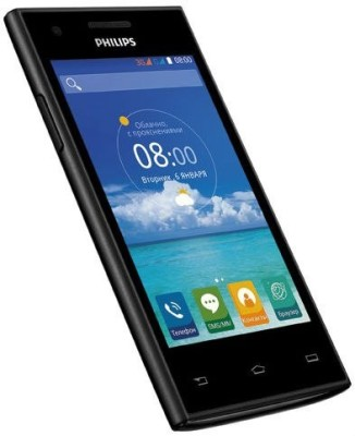 Philips S 309 (Black, 4 GB)