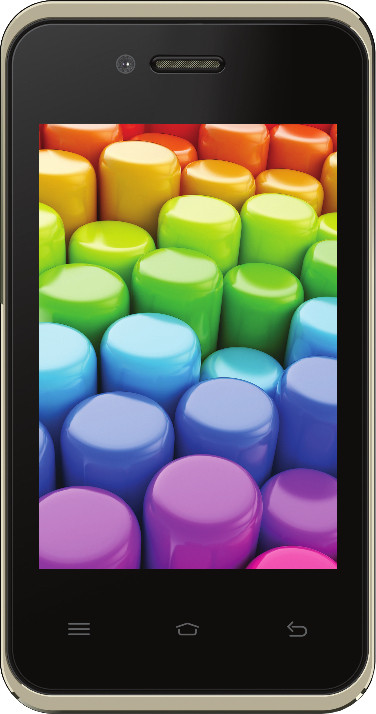 Karbonn Smart A52 Plus Black & Gold
