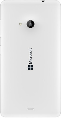 Microsoft Lumia 535 DS (White, 8 GB)