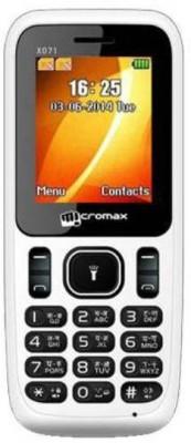 Micromax X071 (White)