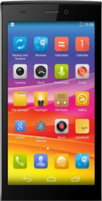 Micromax Canvas Nitro 2 (Grey & Silver, 16 GB)