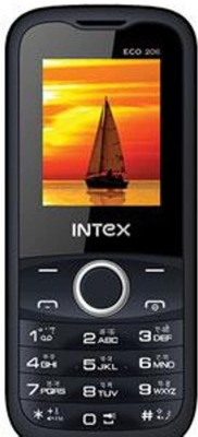 Intex eco (black, red)