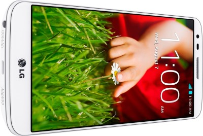 LG G2 D802 (White, 32 GB)