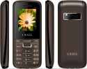 IBall 1.8 Inch Dual Sim Multimedia Mobile With FM & BLUETOOTH(K-88),GREY (Black, Grey)