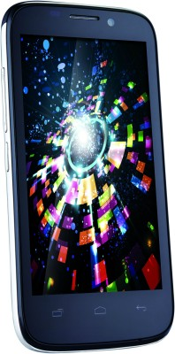 XOLO A700 Black available at Flipkart for Rs.8000