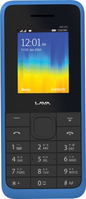 Lava Arc 105 (Blue)