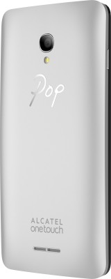 Alcatel OneTouch Pop Star (MetalSilver, 8 GB)