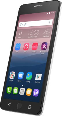 Alcatel OneTouch Pop Star (Metal Silver, 8 GB)