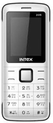 Intex Eco 205 (White/Black)