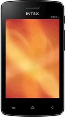 Intex Feel ( Below 256 MB Black )