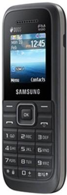 Samsung B110E Guru plus 2 Dual Sim - Black (Black)