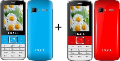 I KALL (K34RED+K34RED) Mobile Combo (Red)