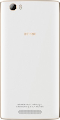 Intex Aqua Ace Mini (White, 16 GB)