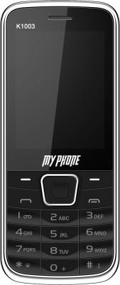 My Phone K 1003 BB (Black)