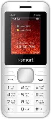 i-Smart IS-101-Champ (White and Grey)