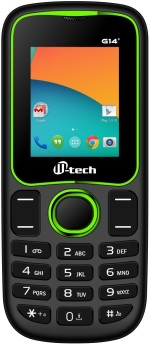 Mtech G14 Plus Black Green