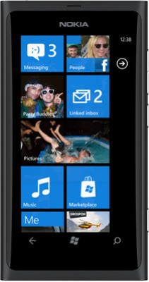 View Nokia Lumia 800 Lamb of God Series - Limited Edition Mobile Price Online(Nokia)