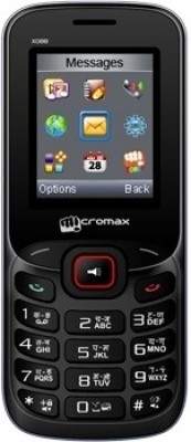 Micromax X088 Black+Red