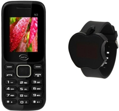Infix N3 (Black)