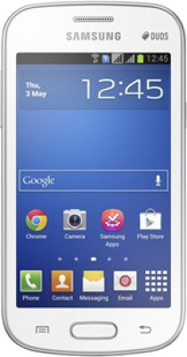 Samsung Galaxy Trend S7392 Ceramic White available at Flipkart for Rs.6740