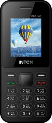 Intex Eco 105 (Black I Grey I White)