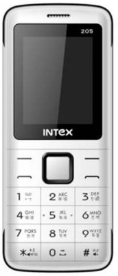 Intex Eco205 (White, Black)