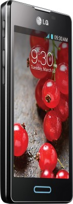 LG Optimus L5 II (Black, 4 GB)