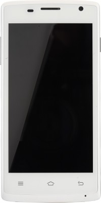 Trio T45 Selfie 3 (Black & White, 4 GB)