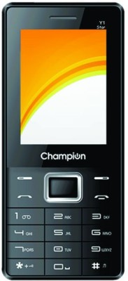 Champion Y1 Star (black)
