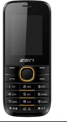 Zen X-19 (Black, Yellow)