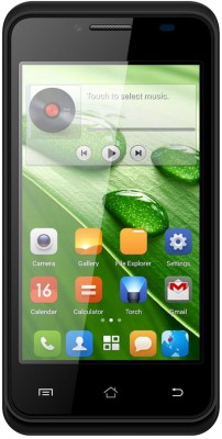 Swipe Konnect 4E (Black, 512 MB)